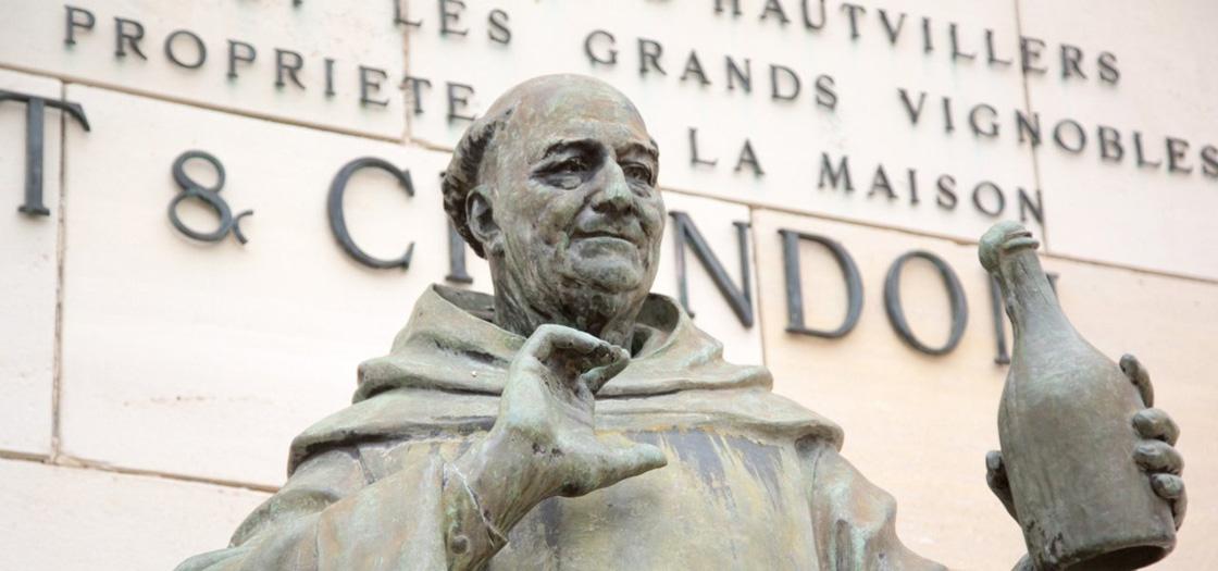 Ο μοναχός Ντομ Πιερ Περινιόν