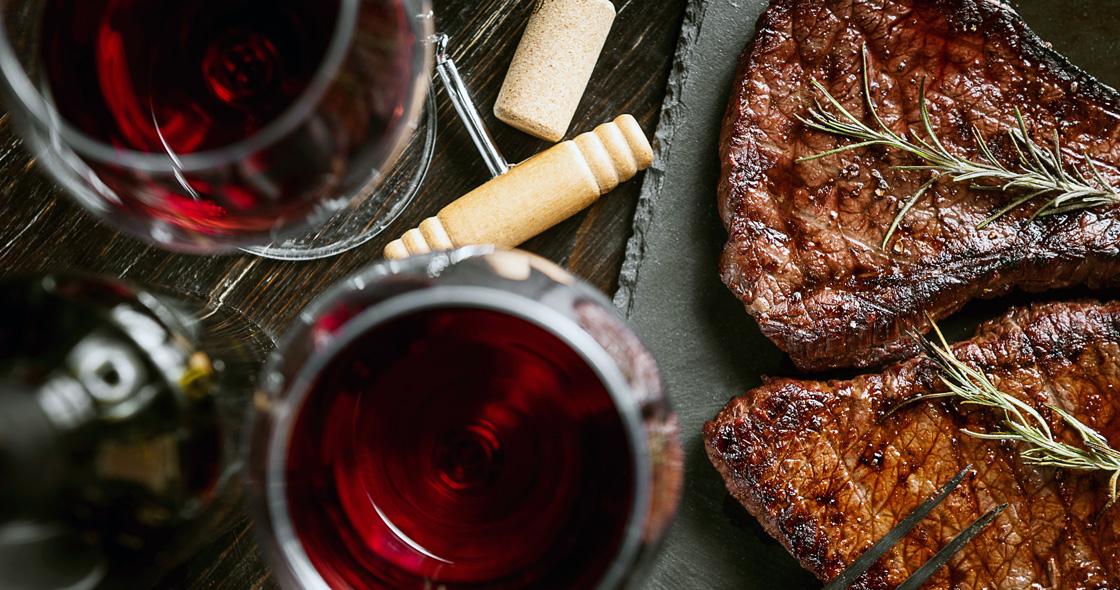 Κρασί και barbeque: συνδυασμός φωτιά