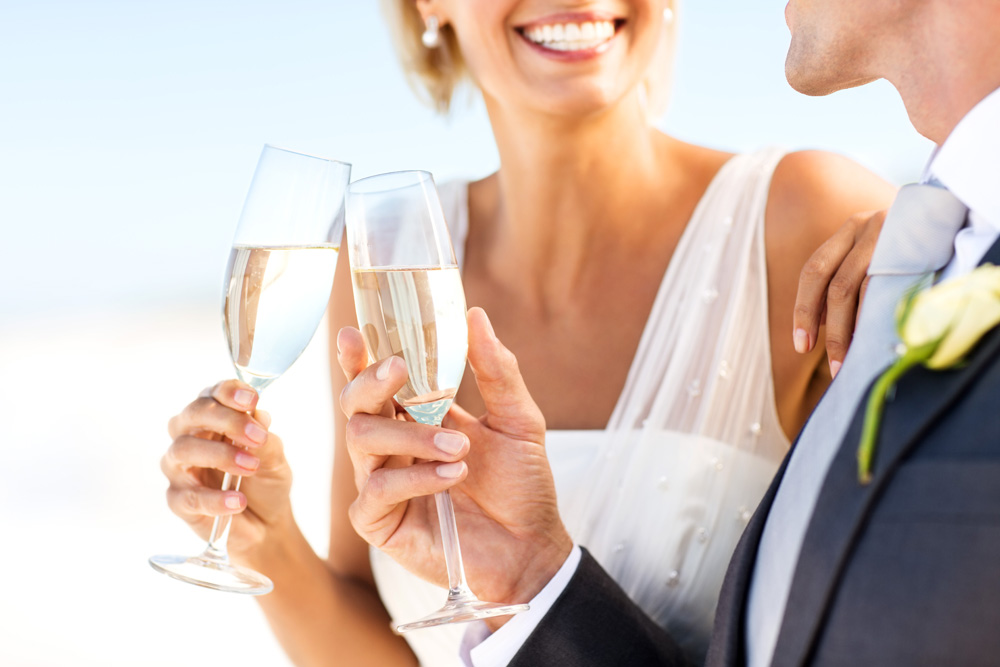 Κρασιά για την ημέρα του γάμου σας