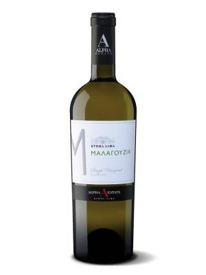 Κτήμα Άλφα Μαλαγουζιά Single Vineyard ''Χελώνες'' 750ml