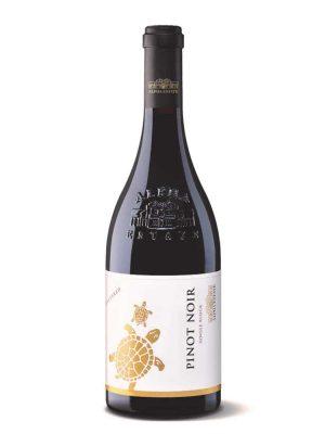 """Κτήμα Άλφα Οικοσύστημα Pinot Noir Single Block """"Στροφή"""" 750ml"""