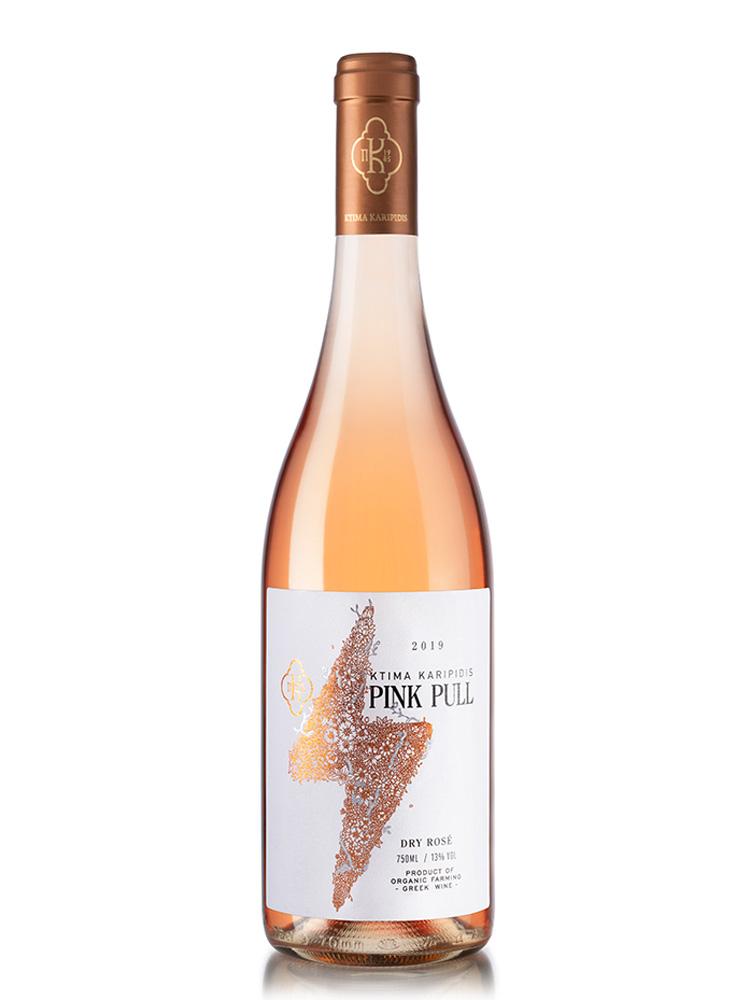Κτήμα Καριπίδη Pink Pull 750ml