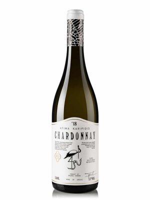 Κτήμα Καριπίδη Chardonnay 750ml