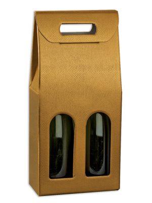 Τσάντα δώρου 2 φιαλών Skin Oro