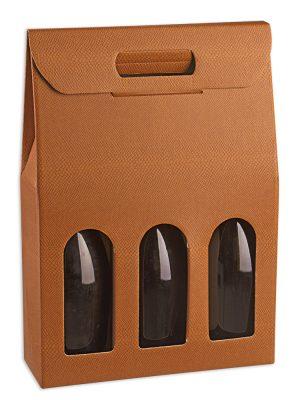 Τσάντα δώρου 3 φιαλών Skin Desert