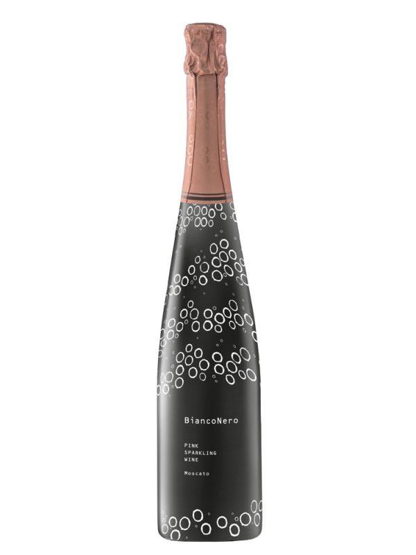 Τσιλιλή BiancoNero Sparkling Ροζέ 750ml