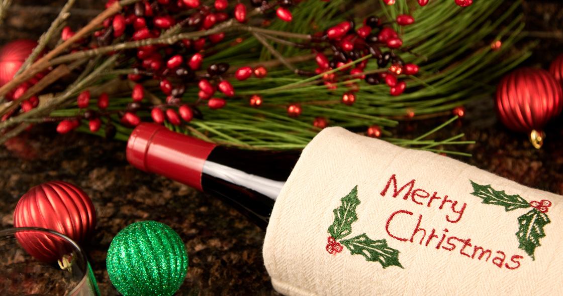 Μπουκάλι κρασί: ένα εξαιρετικό δώρο για τα Χριστούγεννα
