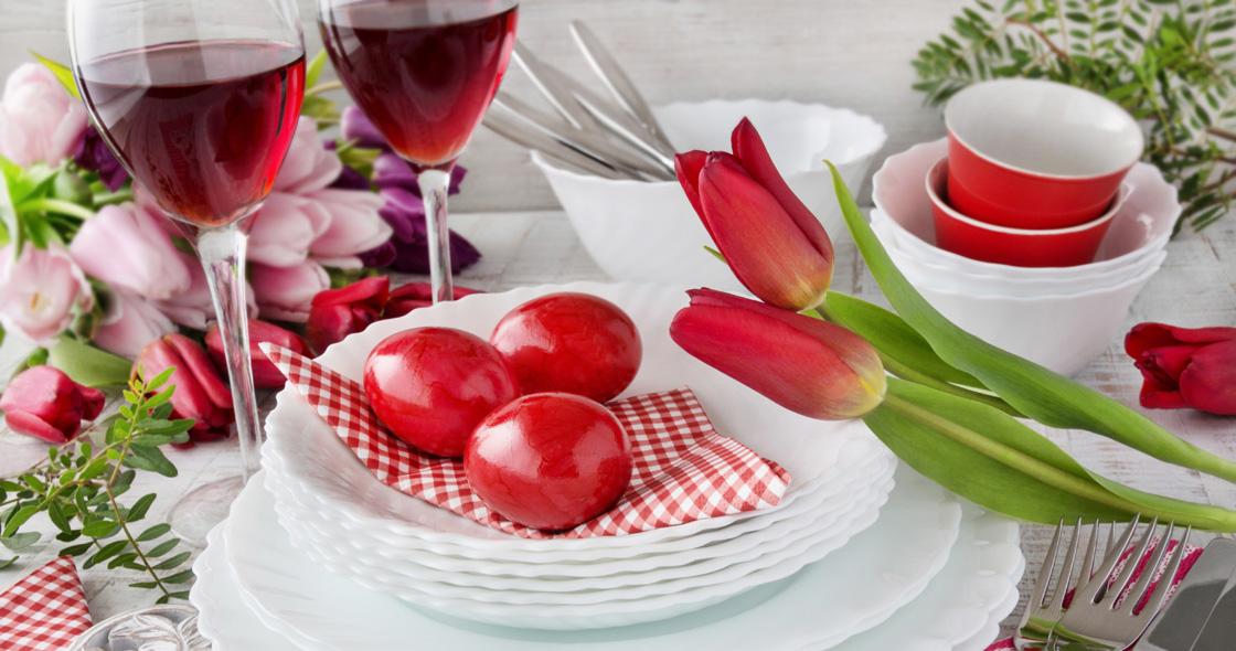 Τα κρασιά του Πάσχα